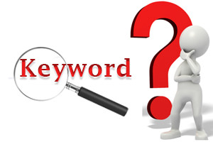 How do you choose the right keywords for SEO?