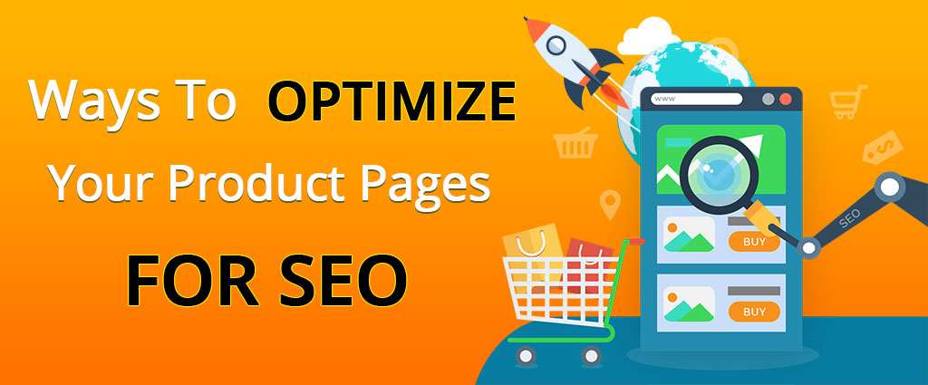 Product Pages For SEO